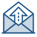 Email addresses are used to target banner and Facebook ads