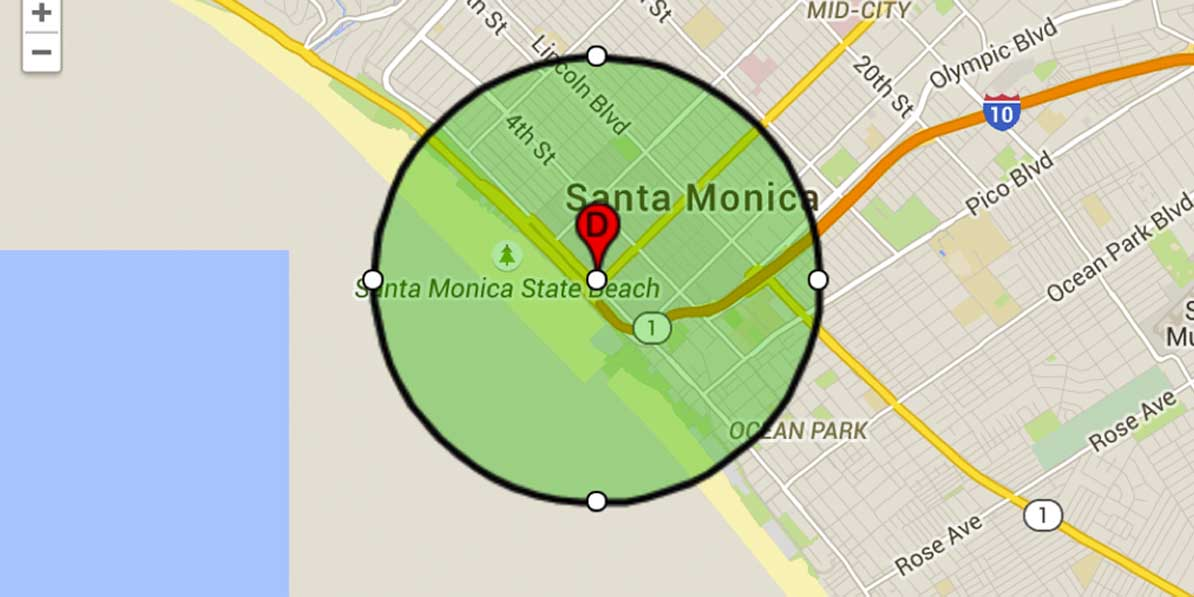 Hyperlocal mobile advertising gives marketers the ability to pinpoint their customers based on location