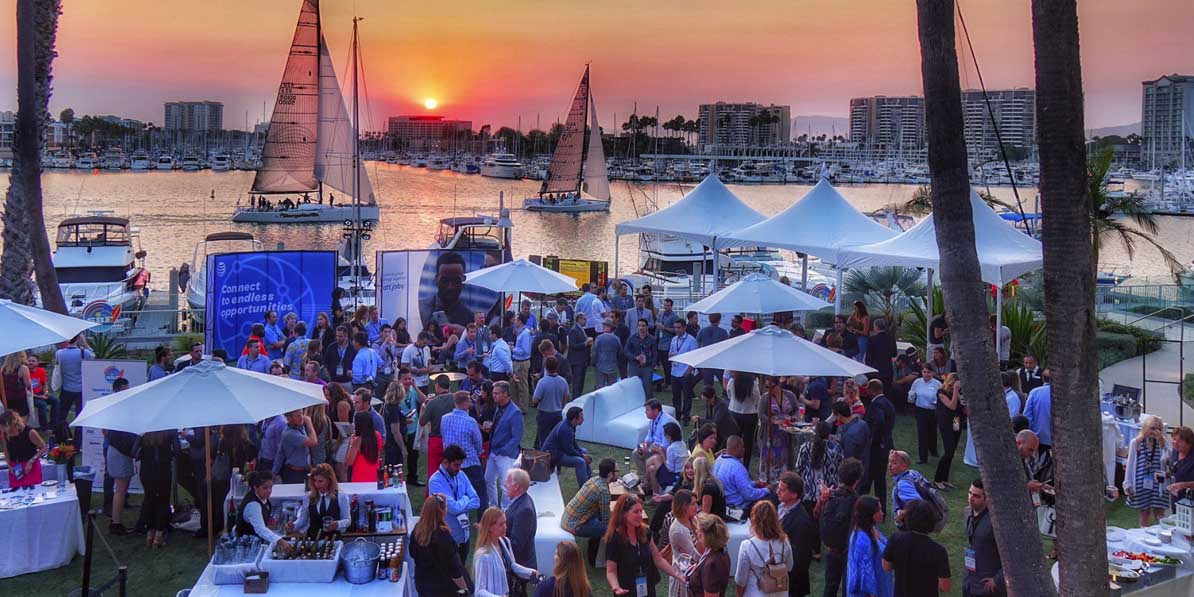 Silicon Beach Fest is a great way to connect with media technology companies