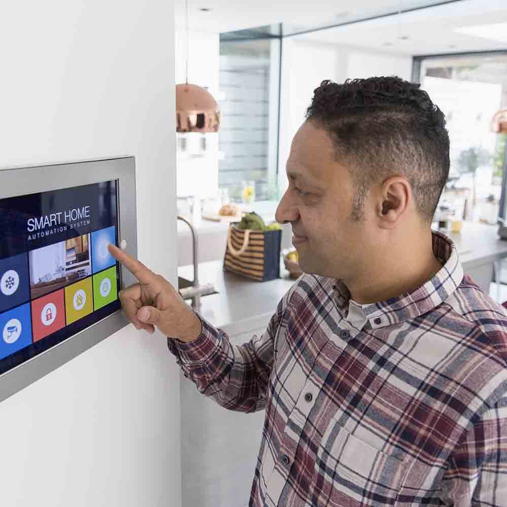 Oracle has a data segment reaching people who recently purchased a smart home