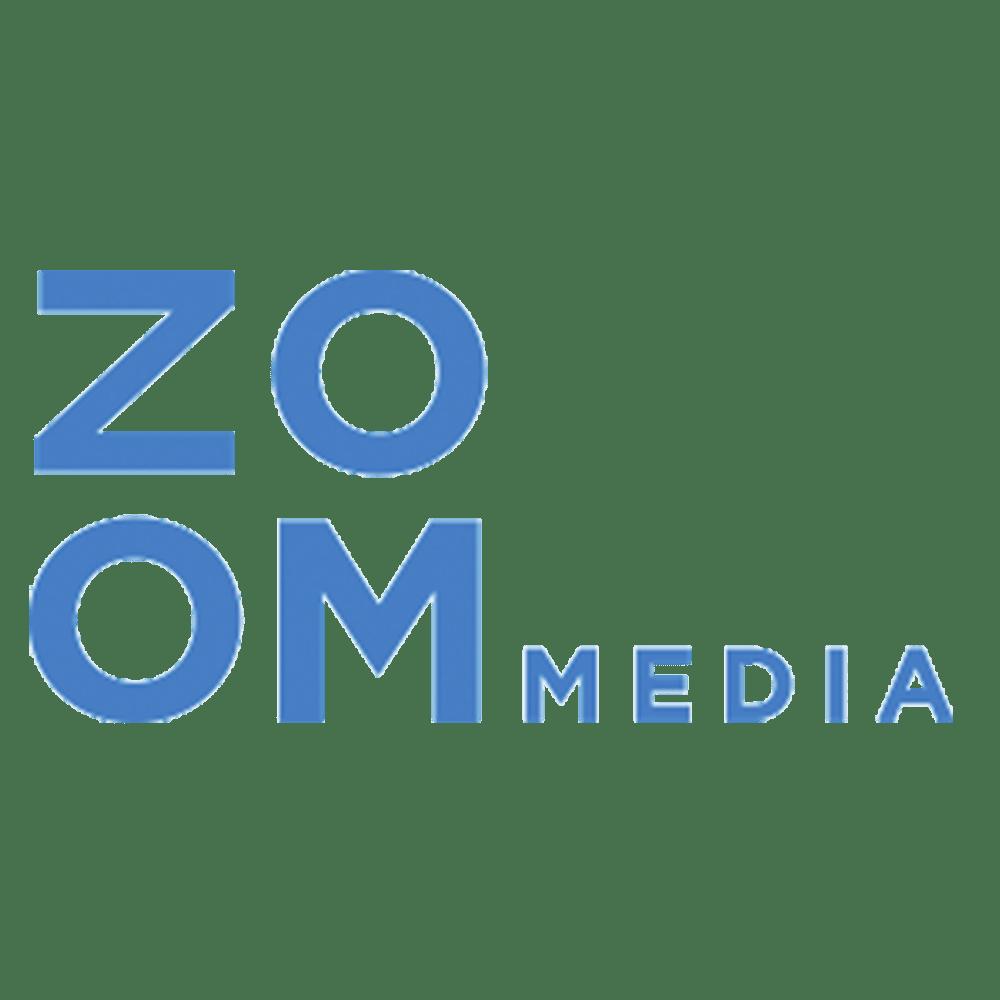 Zoom Media Logo