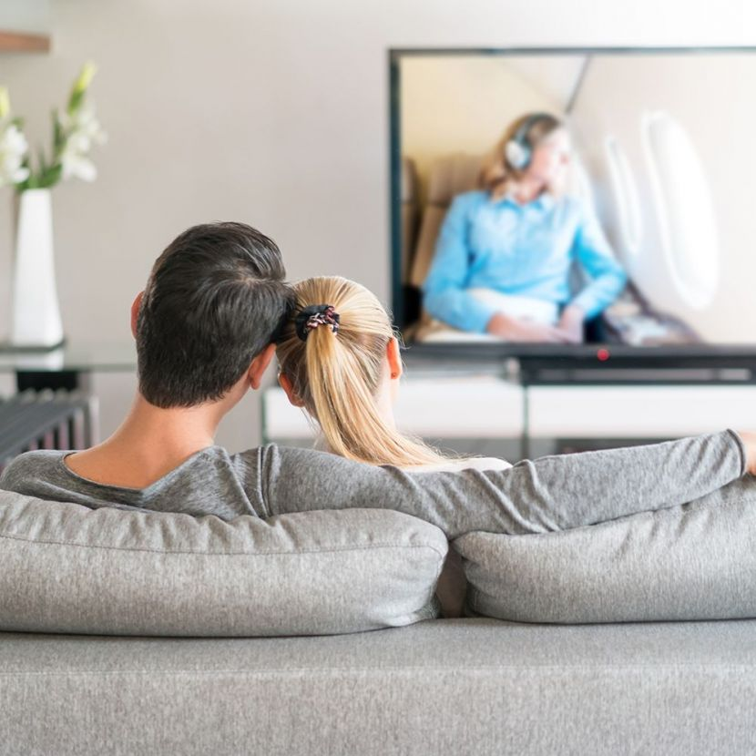 Reach people watching connected TV