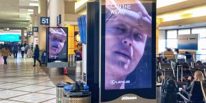 Digital out of home advertising helps brands connect with customers