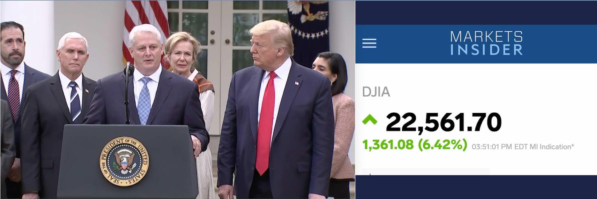 Kayla Tausche Trump CEOs