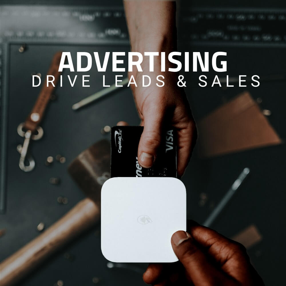 Advertising is key to build you business