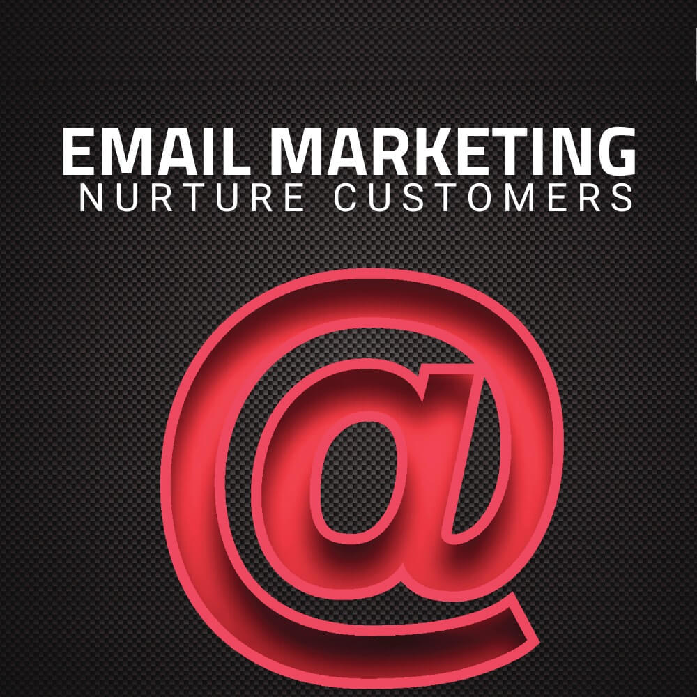 Email marketing is a free way to connect with customers