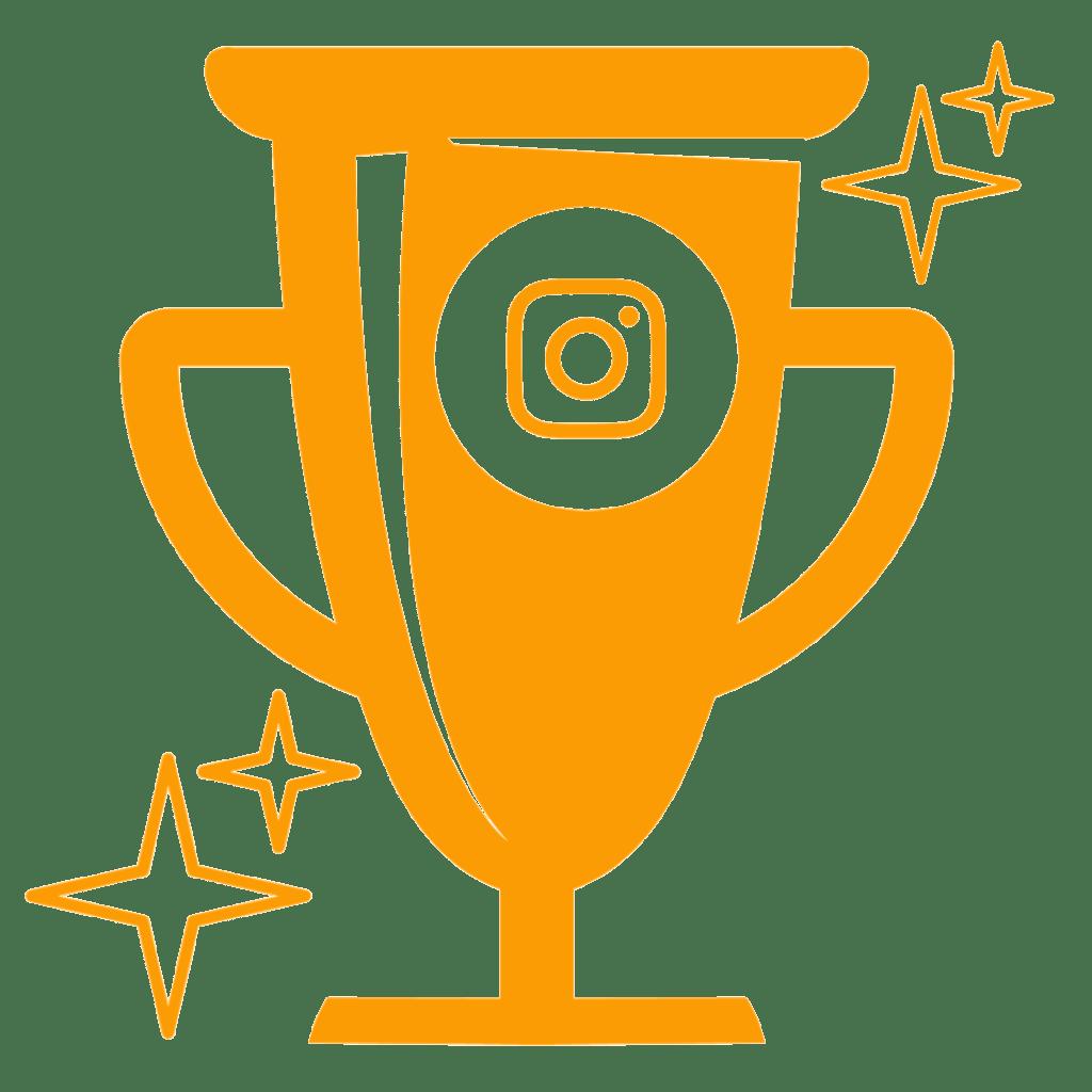 Winner on Instagram for your business