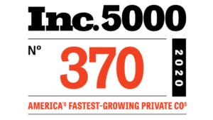 Inc 500 BrillMedia.co 2020